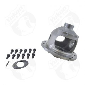 Replacement Standard Open Carrier Case for Dana 30 with 3.73 and Upward Axle Ratio Yukon YC D706008-X